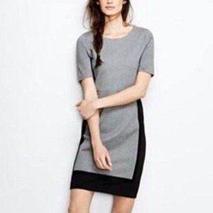 J. Crew Factory Women's Colorblock Ponte Dress 4